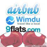 Airbnb, Wimdu y 9flats: comparación para anfitrión