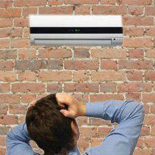 problemas con el aire acondicionado en la oficina