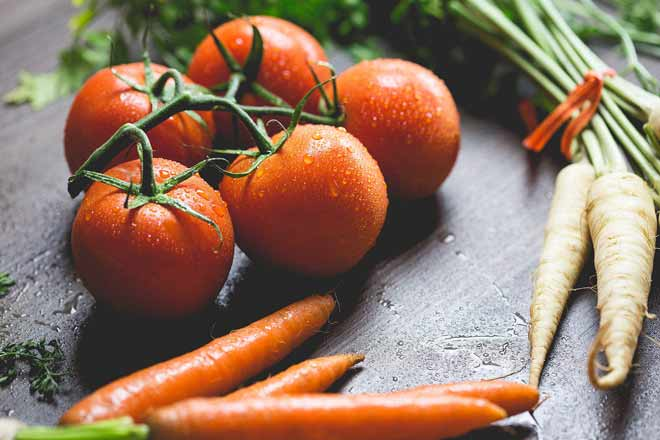 alimentos ideales para potenciar el bronceado