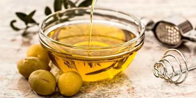 aceite bronceador casero con aceite de oliva