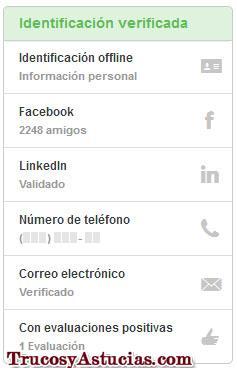 Estudiar el perfil del usuario es una buena medida de seguridad