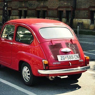 Alquilar coche en Italia y devolverlo en Croacia.
