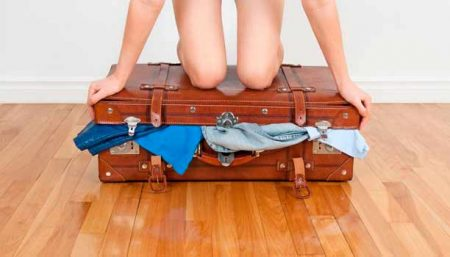 trucos para hacer la maleta y que quepa todo