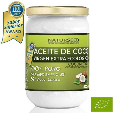 el mejor aceite de coco ecologico