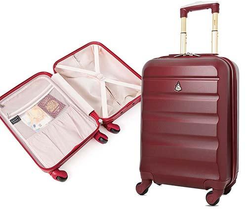 maleta de cabina más vendida en amazon