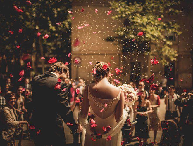 cómo hacer un discurso de boda