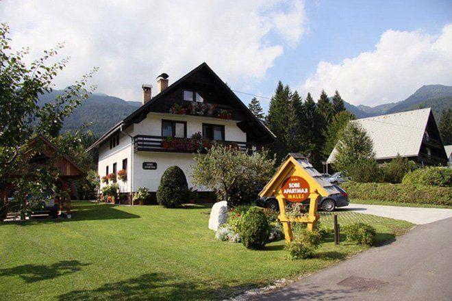 turismo en eslovenia en sobes y apartmajis