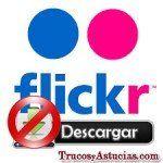 Cómo descargar fotos de Flickr protegidas. ¡En 3 clics!
