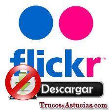 Cómo descargar fotos de flickr protegidas
