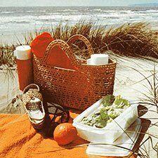 Qué comer para hacer dieta en la playa