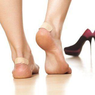 Rozaduras de zapatos en los pies: cómo evitarlas