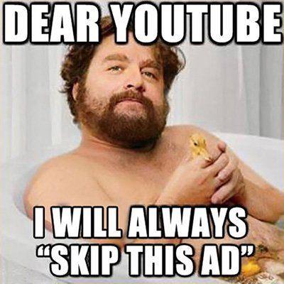 Saltar anuncios Youtube