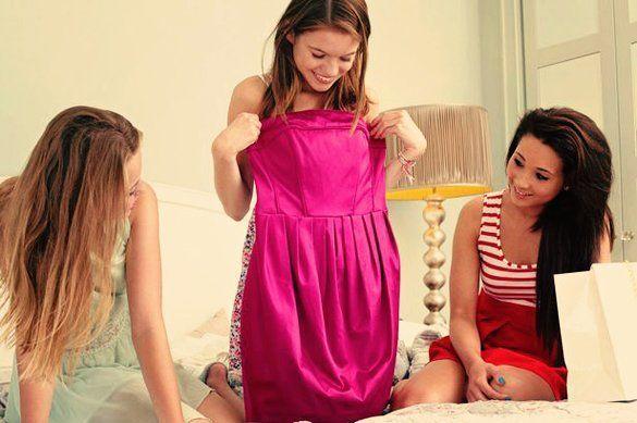 Intercambiar ropa usada