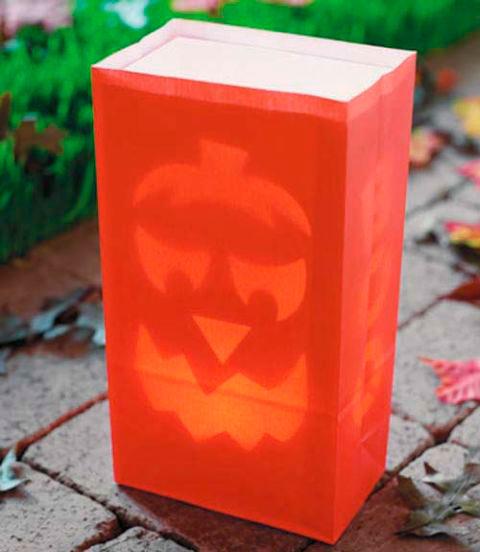 manualidad original para halloween: iluminación original para decorar