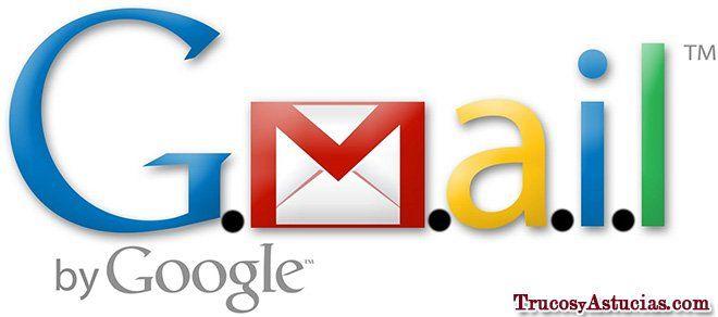 truco gmail emails con puntos