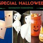 Decoración para Halloween Casera con manualidades