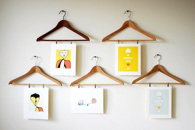 DIY Deco: 5 marcos de fotos caseros y originales con objetos ...