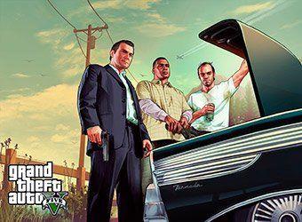 Personajes del videojuego Grand Theft Auto 5
