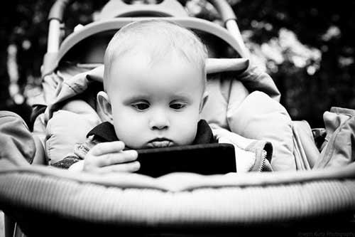 Trucos para padres: movil de juguete
