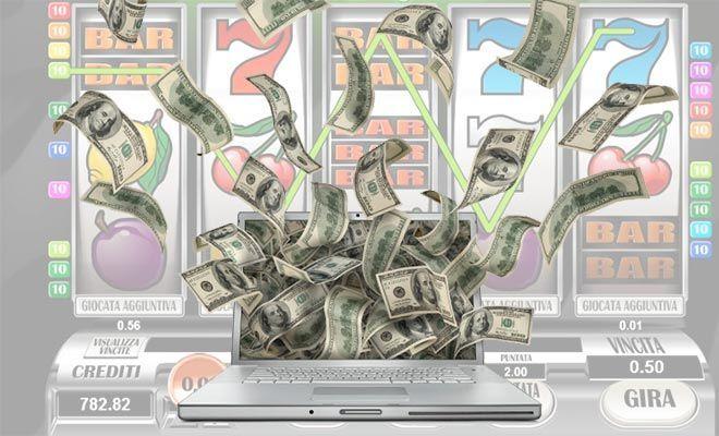 ganar dinero jugando en casinos online
