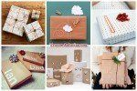 67 Ideas para envolver regalos de forma original