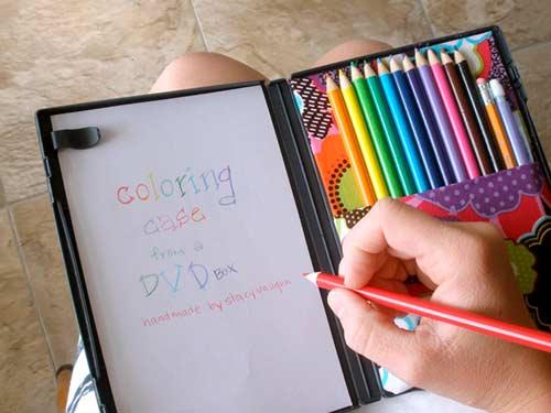 Trucos para padres: kit para pintar casero