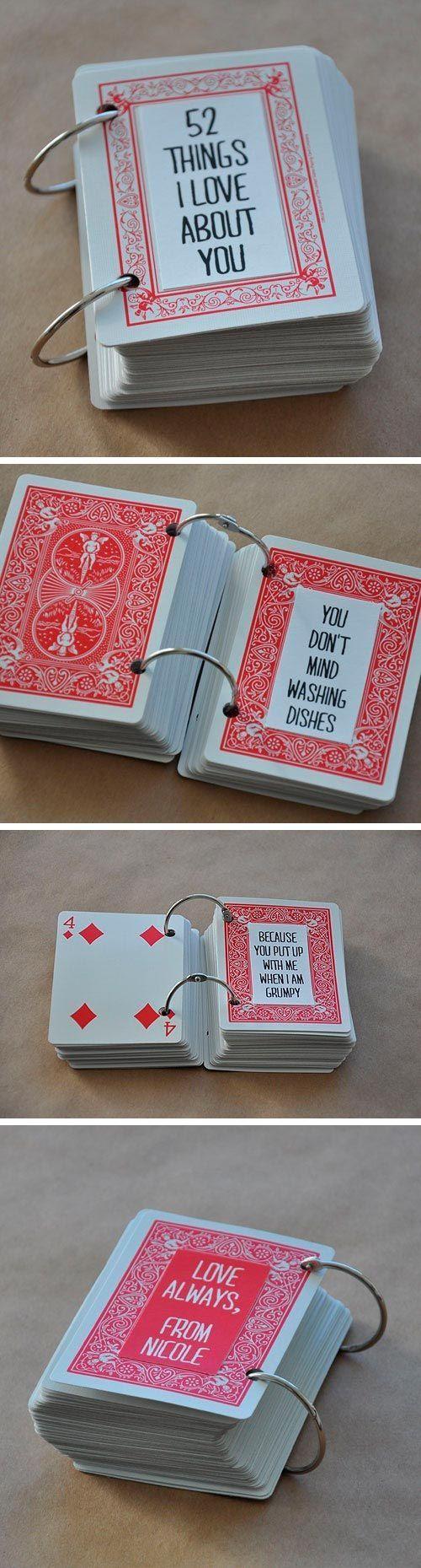 Favoloso 20 Idee regalo San Valentino fai da te CC01