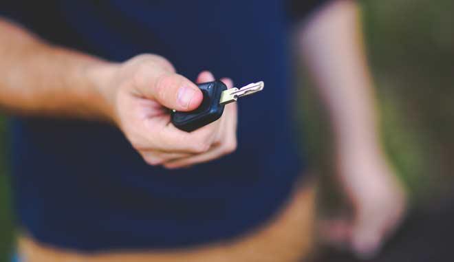 instrucciones para alquilar tu coche particular
