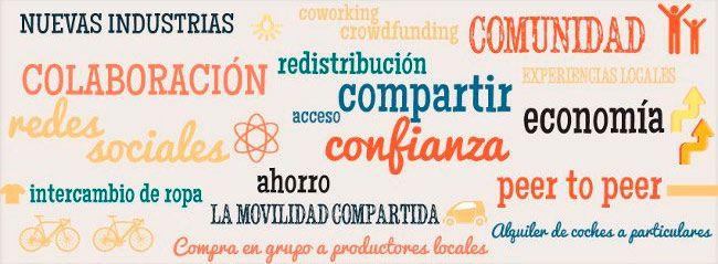 ejemplos de economía colaborativa entre particulares