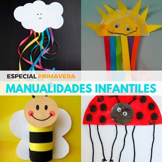 instructivos de manualidades para niños pequeños