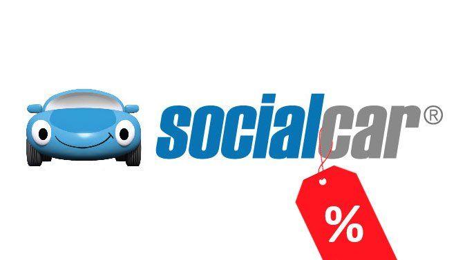 cupones promocionales y códigos descuento para ahorrar alquilando coches en socialcar