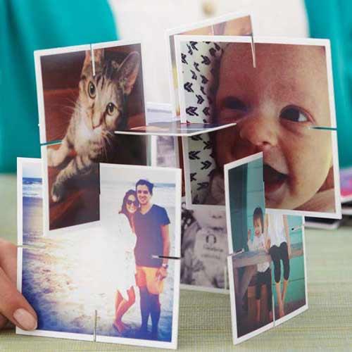 puzzle de fotos para poner sobre la mesa