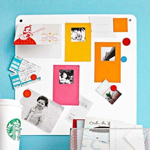 panel de notas creativo para regalar en el día de la madre