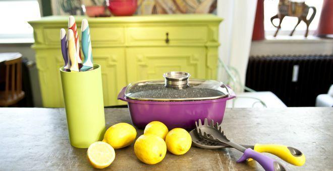 truco casero con limones