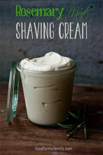 manualidad para regalar a los que se afeitan
