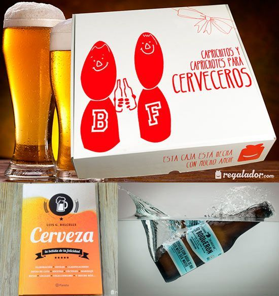 manualidad para regalar a hombres  amantes de la cerveza