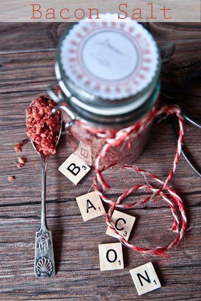 manualidad para regalar a los hombres amantes del bacon