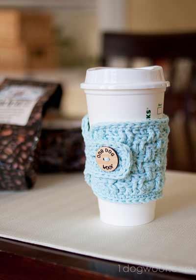 manualidad para regalar a hombres amantes del café