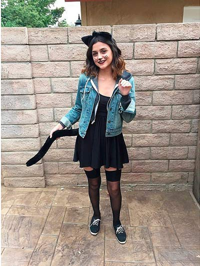 disfraces de halloween hechos en casa