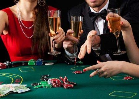 mesa de casino vip
