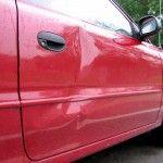 3 Trucos para reparar la chapa del coche de forma casera