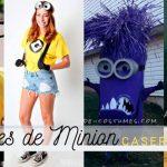 35 Disfraces de Minion Caseros que tú puedes hacer
