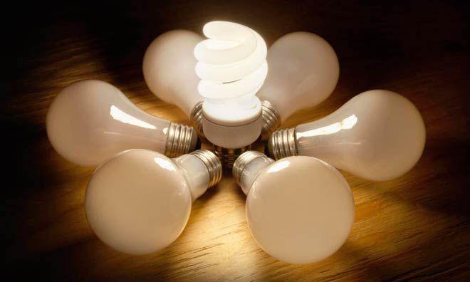 trucos para ahorrar luz en casa