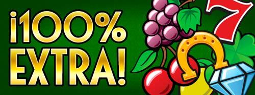 bono para casino online 100% extra