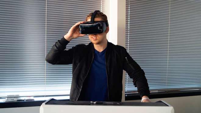 realidad virtual aplicada a los juegos de casino