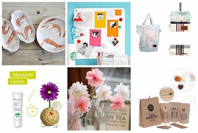 ideas para regalar a una madre en su día