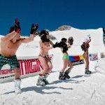 Esquiar en verano: es posible y mucho más barato