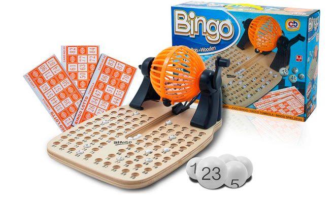 juguete bingo retro