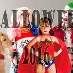 Los Disfraces más populares para Halloween en 2016