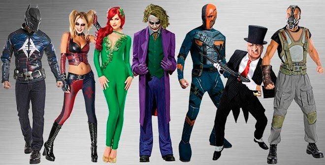 los disfraces mas populares de halloween 2016 para hombre